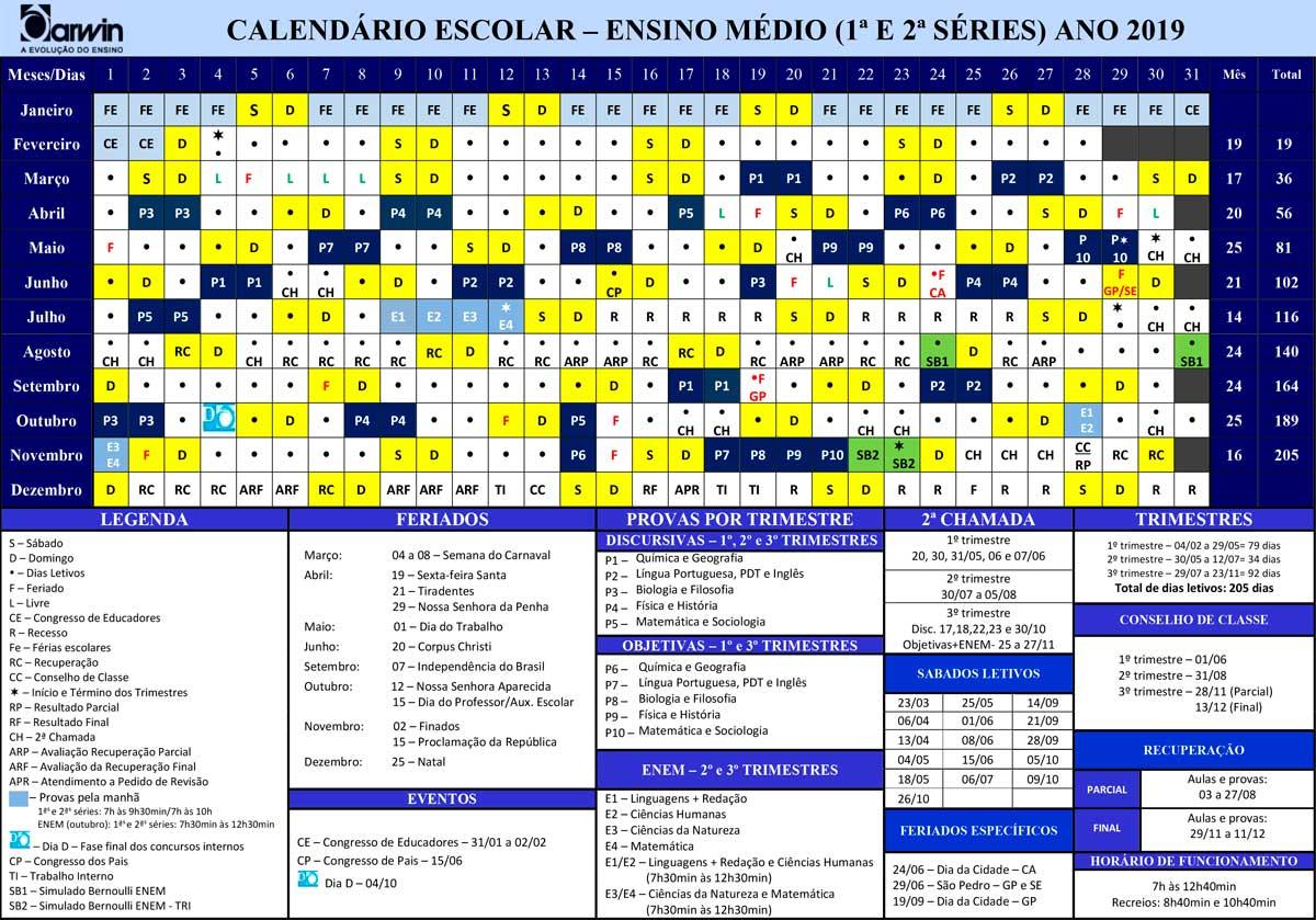 calendario guarapari